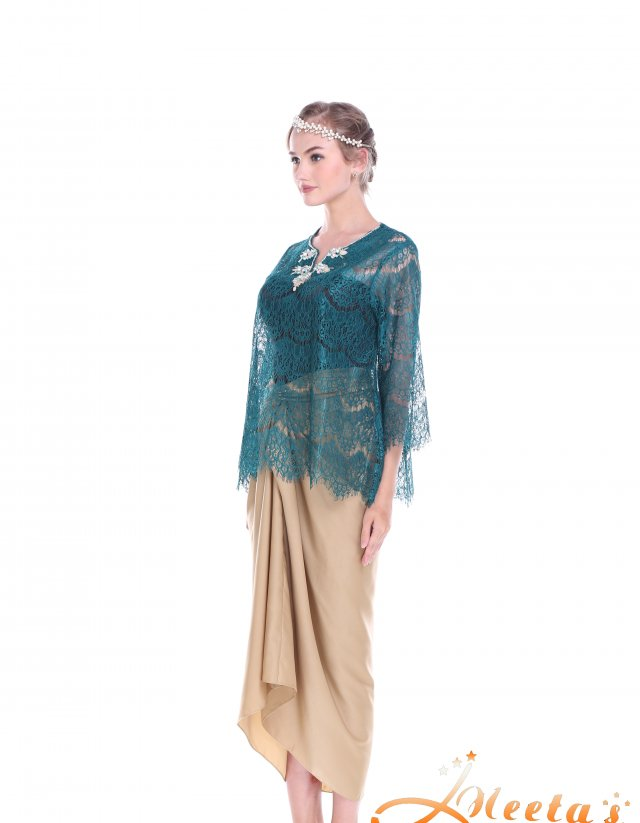 BLOUSE VINDA RENDA