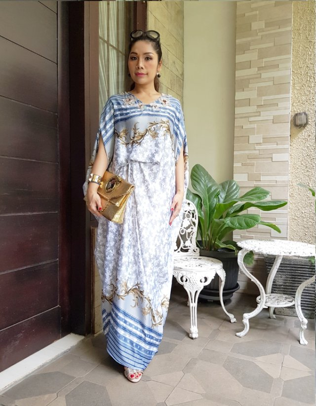 KAFTAN MAYORA